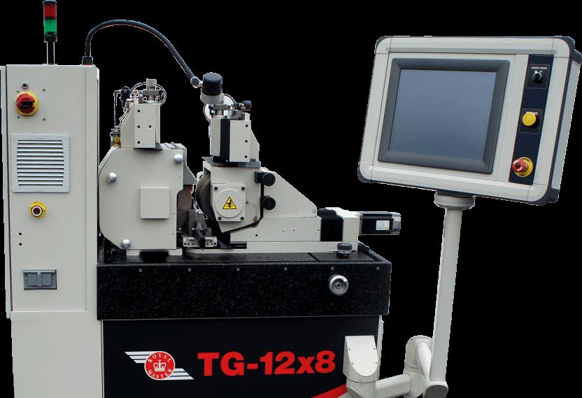 TG-12x8 Hi-Accuracy machine