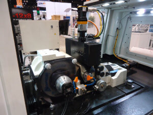 CNC Regulating wheel dresser on Hi-Accuracy System