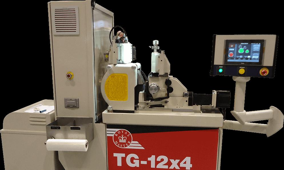 TG-12x4 Servo Cycle