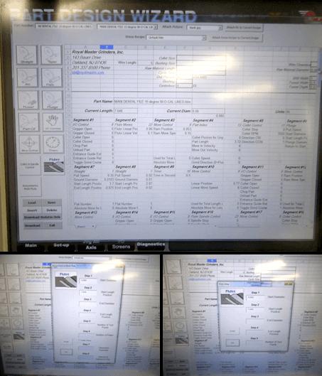 GX3 pragramming via Excel